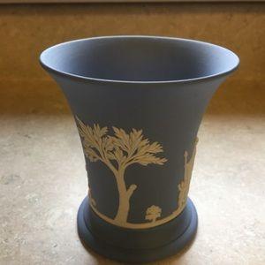 Jasperware Wedgewood Small Vase